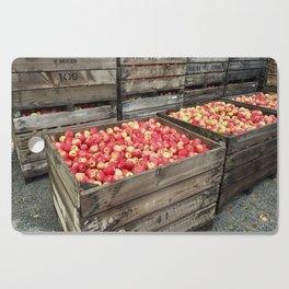 Apple harvest Cutting Board