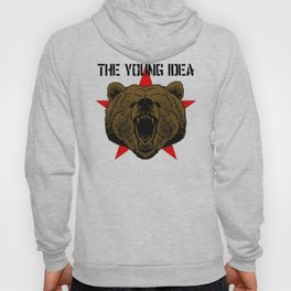 The Young Idea - Grizzly Logo Hoody