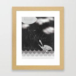 Balloonman Framed Art Print