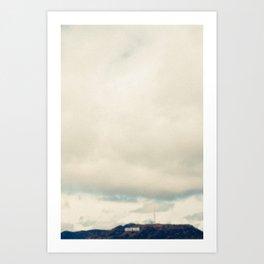 in focus iii Art Print