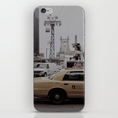 slow down, you move too fast... iPhone & iPod Skin