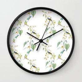 Birds #2 Wall Clock