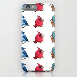 L'il Lard Butts - all the fat birds iPhone Case