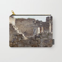Pompeii Ancient Dwelling - 1 Carry-All Pouch