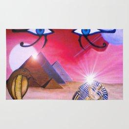 magic of egypt Rug