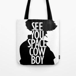 Cowbow Bebop - See You Space Cowboy 2 Tote Bag