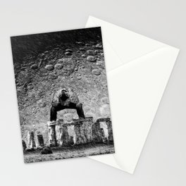 Stone & Despair Stationery Cards