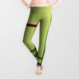 Geometric shape pattern Leggings