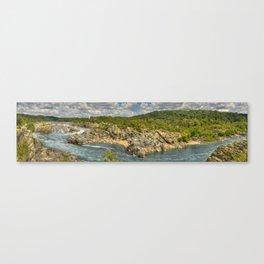 Great Falls, Virginia Canvas Print