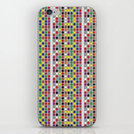 Untitled Four iPhone Skin