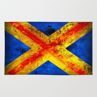 cyclops Area & Throw Rugs featuring Cyclops by Some_Designs