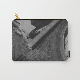 Going Places - Chicago Photography Carry-All Pouch