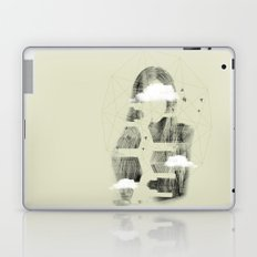 Facet Sky Laptop & iPad Skin