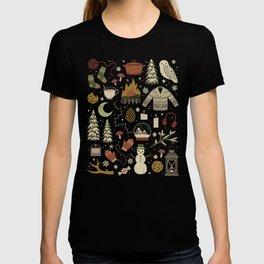 Winter Nights T-shirt