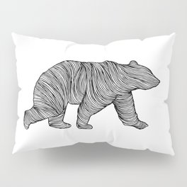 THE BEAR Pillow Sham