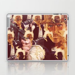 Indiana Solo DE Laptop & iPad Skin