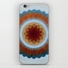 Toroidal Floral (ANALOG zine) iPhone & iPod Skin