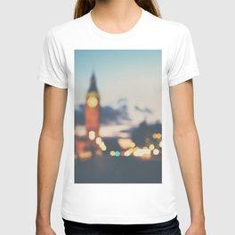 london lights T-shirt