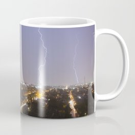 City Lightning. Coffee Mug
