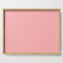 Bubblegum Pink Serving Tray