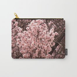 Spring Blossoms - II Carry-All Pouch