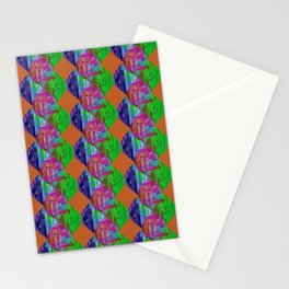 Ovoid Tropic Bunch Stationery Cards
