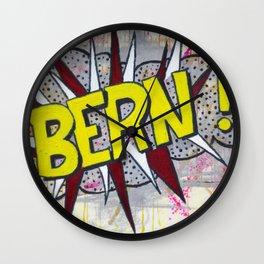 Bern! Wall Clock