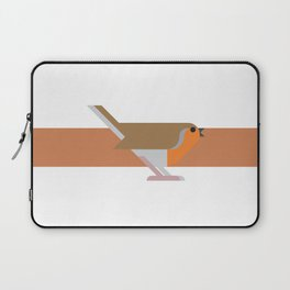 Robin vector illustration (2/2) Laptop Sleeve
