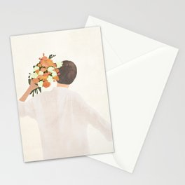 Floral Gift Stationery Cards