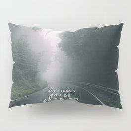 The Road Pillow Sham