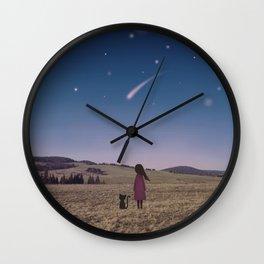 Make a wish... Wall Clock