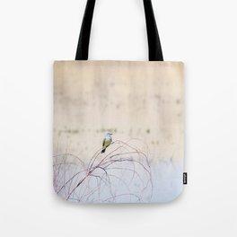 """""""Pretty Kingbird"""" by Murray Bolesta Tote Bag"""