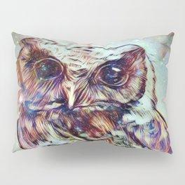 Owl 3 Pillow Sham