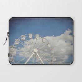 Antique Ferris Wheel Laptop Sleeve