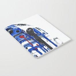 A blue hope 2 Notebook
