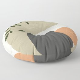 Earth Floor Pillow