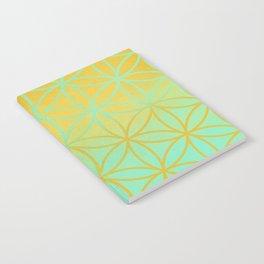 Meditation space Notebook