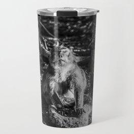 Wise Monkey Travel Mug