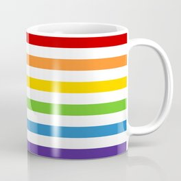 Somewhere Under the Rainbow Coffee Mug