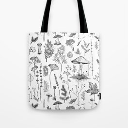 Woodland Walk Tote Bag