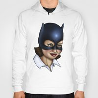 ghost world Hoodies featuring Enid - Ghost World by Hungry Designs