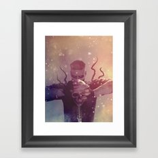 Confidence Framed Art Print