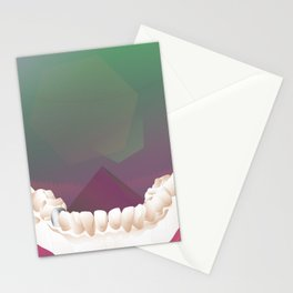 Gift For Ghost Stationery Cards