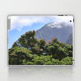 Hawaiian Tulip Trees Laptop & iPad Skin