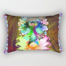color wishes Rectangular Pillow