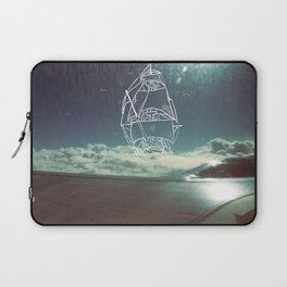 Sail the Skies Laptop Sleeve