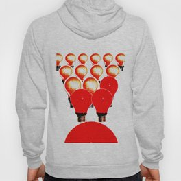 THE MARCH OF THE LIGHTBULBS Hoody