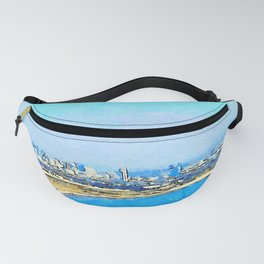 Point Loma San Diego Fanny Pack