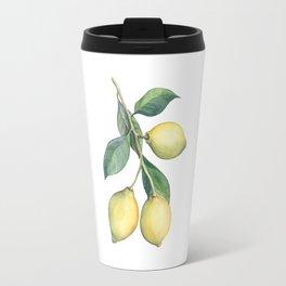 Lemon Dreams Travel Mug