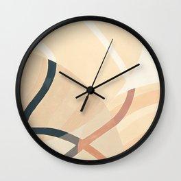 Converging Path Wall Clock